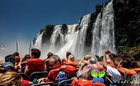 Con un dólar las Cataratas del Iguazú son un paraíso